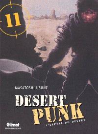 Desert punk : l'esprit du désert. Volume 11