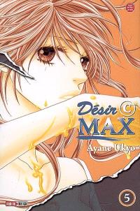 Désir C Max. Volume 5