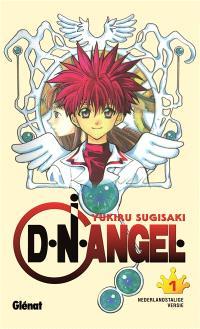 DNAngel. Volume 1
