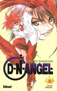 DNAngel. Volume 3