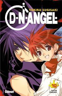 DNAngel. Volume 10