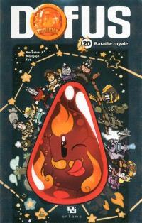 Dofus : édition collector. Volume 20, Bataille royale