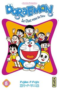 Doraemon : le chat venu du futur. Volume 6