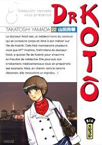 Dr Kotô. Volume 22