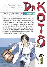 Dr Kotô. Volume 3