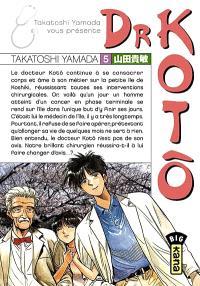 Dr Kotô. Volume 5
