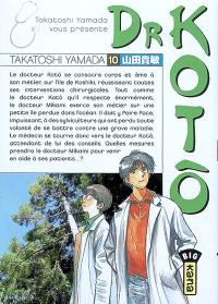Dr Kotô. Volume 10