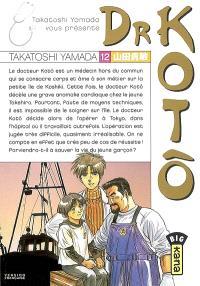 Dr Kotô. Volume 12