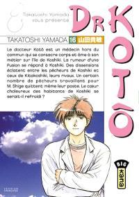 Dr Kotô. Volume 16