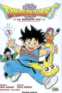 Dragon Quest : la quête de Daï. Volume 3