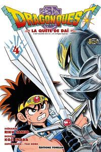 Dragon Quest : la quête de Daï. Volume 4