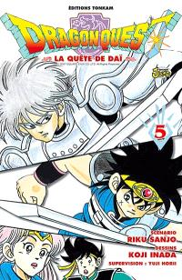 Dragon Quest : la quête de Daï. Volume 5