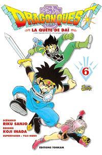 Dragon Quest : la quête de Daï. Volume 6