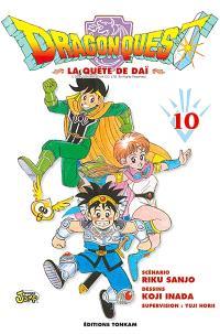 Dragon Quest : la quête de Daï. Volume 10
