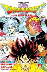 Dragon Quest : la quête de Daï. Volume 11