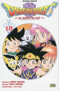 Dragon Quest : la quête de Daï. Volume 18