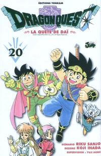 Dragon Quest : la quête de Daï. Volume 20