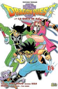 Dragon Quest : la quête de Daï. Volume 14, L'épouvantable Archimère