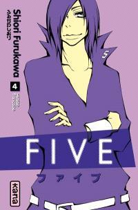 Five. Volume 4