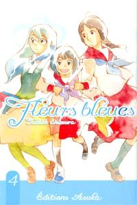 Fleurs bleues. Volume 4