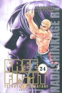 Free fight. Volume 24