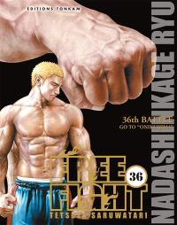 Free fight. Volume 36, Go to Onikuijima : 36th battle
