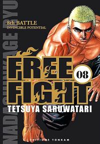 Free fight. Volume 8, Invincible potential : 8th battle
