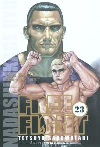 Free fight. Volume 23, Remind of Kiryu : 23rd battle