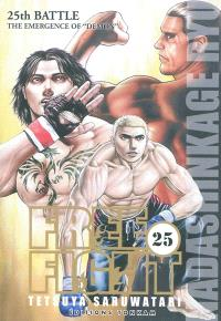 Free fight. Volume 25, The emergence of demon : 25th battle