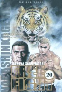 Free fight. Volume 20, The successor to Nada : 20th battle