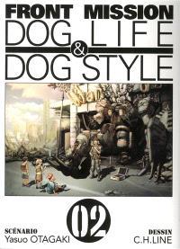 Front mission dog life & dog style. Volume 02