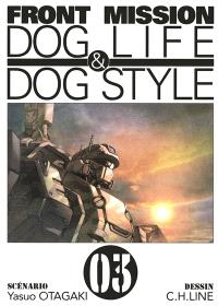 Front mission dog life & dog style. Volume 3