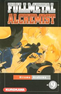 Fullmetal alchemist. Volume 9