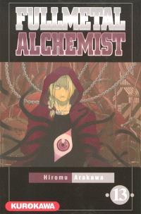Fullmetal alchemist. Volume 13