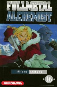 Fullmetal alchemist. Volume 16