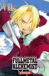 Fullmetal alchemist. Volume 8, Tomes 16, 17