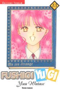 Fushigi Yugi : un jeu étrange. Volume 13