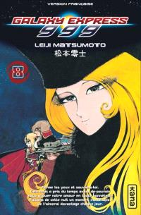 Galaxy Express 999. Volume 8