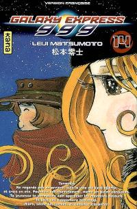 Galaxy Express 999. Volume 14