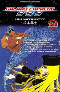 Galaxy Express 999. Volume 20