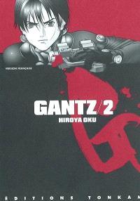 Gantz. Volume 2