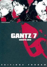 Gantz. Volume 7