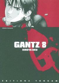 Gantz. Volume 8