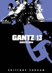 Gantz. Volume 13