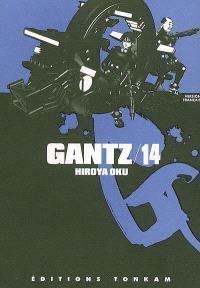 Gantz. Volume 14