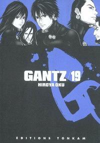 Gantz. Volume 19