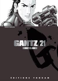 Gantz. Volume 21