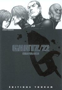 Gantz. Volume 22
