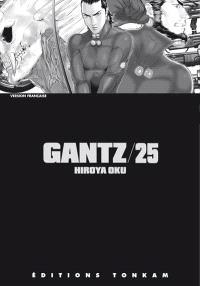 Gantz. Volume 25