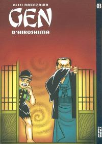Gen d'Hiroshima. Volume 3